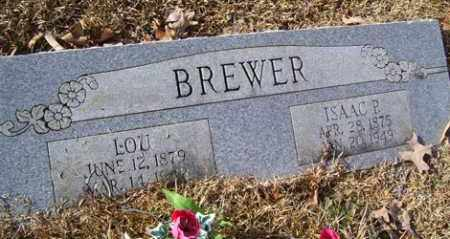 BREWER, ISAAC PHILIP - Crawford County, Arkansas | ISAAC PHILIP BREWER - Arkansas Gravestone Photos