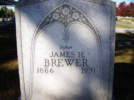 BREWER, JAMES H - Crawford County, Arkansas | JAMES H BREWER - Arkansas Gravestone Photos