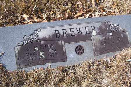BREWER, BETTY S - Crawford County, Arkansas | BETTY S BREWER - Arkansas Gravestone Photos