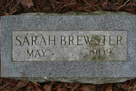 BREWSTER, SARAH - Crawford County, Arkansas | SARAH BREWSTER - Arkansas Gravestone Photos