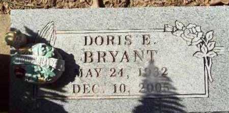 BRYANT, DORIS E. - Crawford County, Arkansas | DORIS E. BRYANT - Arkansas Gravestone Photos