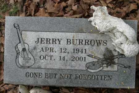 BURROWS, JERRY - Crawford County, Arkansas | JERRY BURROWS - Arkansas Gravestone Photos