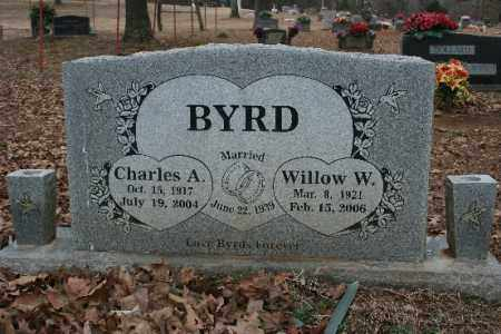BYRD, WILLOW - Crawford County, Arkansas | WILLOW BYRD - Arkansas Gravestone Photos