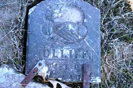 CAIN, OLLIFF A. [PIC 1 TOP OF STONE] - Crawford County, Arkansas | OLLIFF A. [PIC 1 TOP OF STONE] CAIN - Arkansas Gravestone Photos
