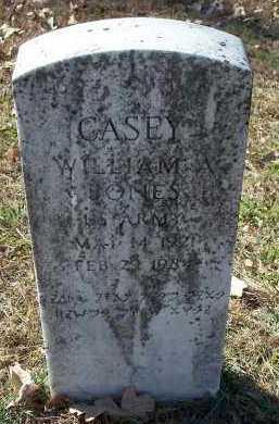 CASEY (VETERAN), WILLIAM A. JONES - Crawford County, Arkansas   WILLIAM A. JONES CASEY (VETERAN) - Arkansas Gravestone Photos