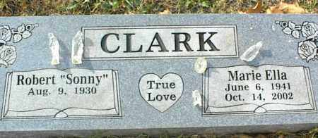 CLARK, MARIE ELLA - Crawford County, Arkansas | MARIE ELLA CLARK - Arkansas Gravestone Photos
