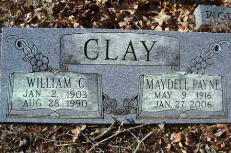 CLAY, MAYDELL - Crawford County, Arkansas | MAYDELL CLAY - Arkansas Gravestone Photos
