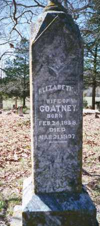 CRADDUCK COATNEY, ELIZABETH JUNA - Crawford County, Arkansas | ELIZABETH JUNA CRADDUCK COATNEY - Arkansas Gravestone Photos