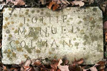 COLEMAN, LOTTIE MANUEL - Crawford County, Arkansas | LOTTIE MANUEL COLEMAN - Arkansas Gravestone Photos