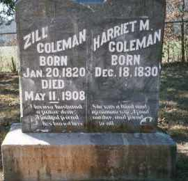 MCCURDY COLEMAN, HARRIET - Crawford County, Arkansas | HARRIET MCCURDY COLEMAN - Arkansas Gravestone Photos