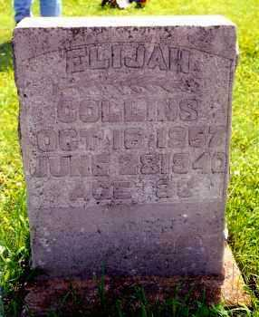 COLLINS, ELIJAH - Crawford County, Arkansas | ELIJAH COLLINS - Arkansas Gravestone Photos
