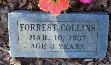 COLLINS, FORREST - Crawford County, Arkansas | FORREST COLLINS - Arkansas Gravestone Photos