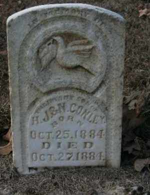 CONLEY, INFANT SON - Crawford County, Arkansas | INFANT SON CONLEY - Arkansas Gravestone Photos