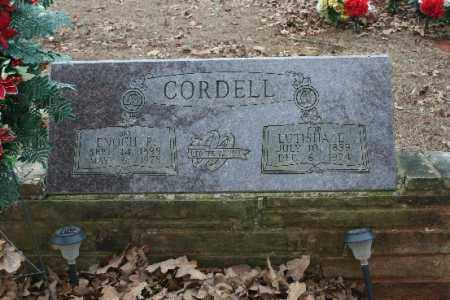 CORDELL, ENOCH - Crawford County, Arkansas | ENOCH CORDELL - Arkansas Gravestone Photos