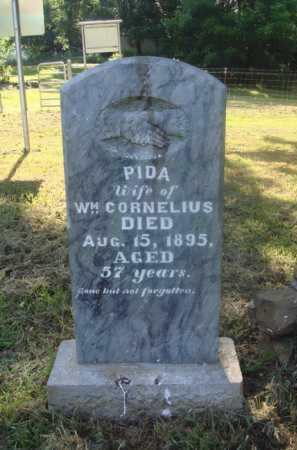 CORNELIUS, PIDA - Crawford County, Arkansas | PIDA CORNELIUS - Arkansas Gravestone Photos