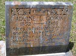COWIN, ADLINE L - Crawford County, Arkansas | ADLINE L COWIN - Arkansas Gravestone Photos