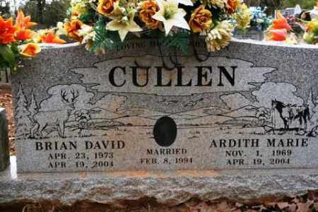 CULLEN, ARDITH MARIE - Crawford County, Arkansas | ARDITH MARIE CULLEN - Arkansas Gravestone Photos