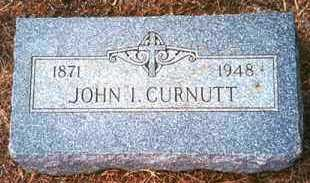 CURNUTT, JOHN I - Crawford County, Arkansas | JOHN I CURNUTT - Arkansas Gravestone Photos