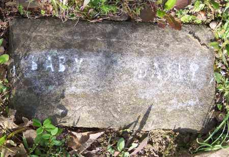 DAILY, BABY - Crawford County, Arkansas | BABY DAILY - Arkansas Gravestone Photos