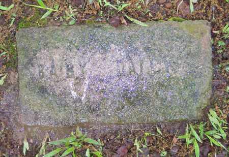 DAILY, BABY - Crawford County, Arkansas | BABY DAILY - Arkansas Gravestone Photos