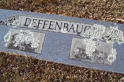 DEFFENBAUGH, O CLIFFORD - Crawford County, Arkansas | O CLIFFORD DEFFENBAUGH - Arkansas Gravestone Photos