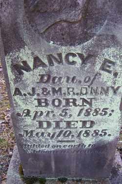 DENNY, NANCY E - Crawford County, Arkansas | NANCY E DENNY - Arkansas Gravestone Photos