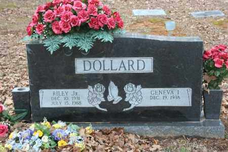 DOLLARD,JR, RILEY - Crawford County, Arkansas | RILEY DOLLARD,JR - Arkansas Gravestone Photos