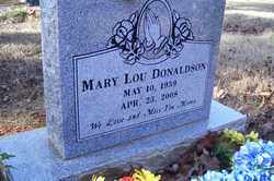 MCDONALD DONALDSON, MARY - Crawford County, Arkansas | MARY MCDONALD DONALDSON - Arkansas Gravestone Photos
