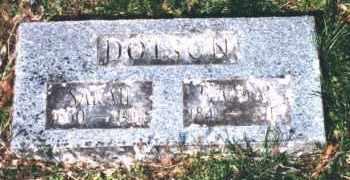 DOTSON, SARAH ELIZABETH EMILY - Crawford County, Arkansas | SARAH ELIZABETH EMILY DOTSON - Arkansas Gravestone Photos