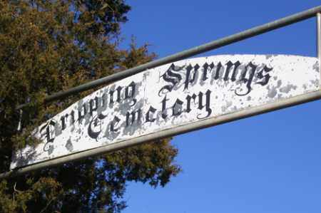 *DRIPPING SPRINGS GATE,  - Crawford County, Arkansas |  *DRIPPING SPRINGS GATE - Arkansas Gravestone Photos