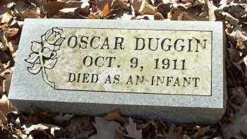 DUGGIN, OSCAR - Crawford County, Arkansas | OSCAR DUGGIN - Arkansas Gravestone Photos
