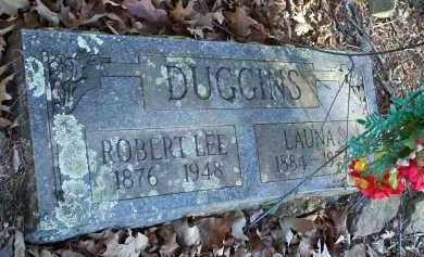 DUGGINS, ROBERT LEE - Crawford County, Arkansas | ROBERT LEE DUGGINS - Arkansas Gravestone Photos