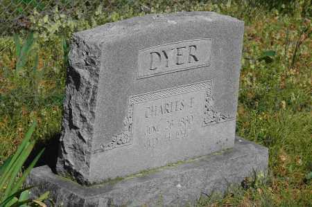 DYER, CHARLES E - Crawford County, Arkansas | CHARLES E DYER - Arkansas Gravestone Photos