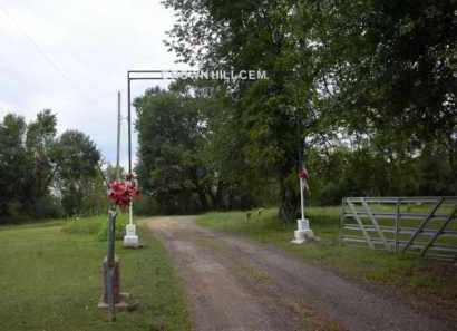 *CROWN HILL GATE,  - Crawford County, Arkansas |  *CROWN HILL GATE - Arkansas Gravestone Photos