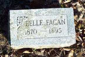 FAGAN, BELLE - Crawford County, Arkansas | BELLE FAGAN - Arkansas Gravestone Photos