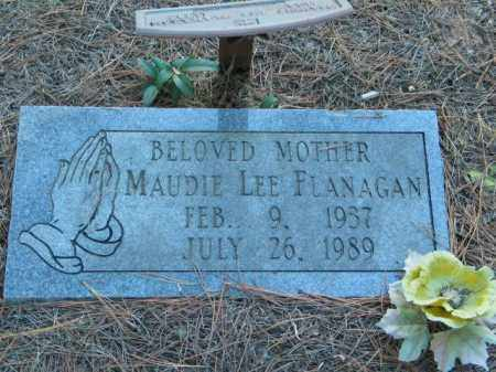FLANAGAN, MAUDIE LEE - Crawford County, Arkansas | MAUDIE LEE FLANAGAN - Arkansas Gravestone Photos