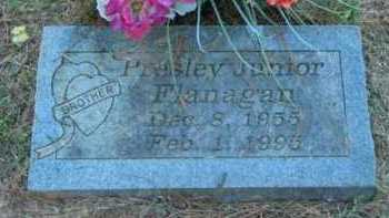 FLANAGAN, PRESLEY JUNIOR - Crawford County, Arkansas | PRESLEY JUNIOR FLANAGAN - Arkansas Gravestone Photos