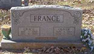FRANCE, GRACE - Crawford County, Arkansas | GRACE FRANCE - Arkansas Gravestone Photos