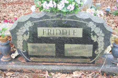 FRIDDLE, JOE F - Crawford County, Arkansas | JOE F FRIDDLE - Arkansas Gravestone Photos