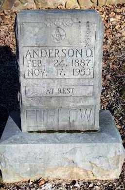 FURLOW, ANDERSON O. - Crawford County, Arkansas | ANDERSON O. FURLOW - Arkansas Gravestone Photos