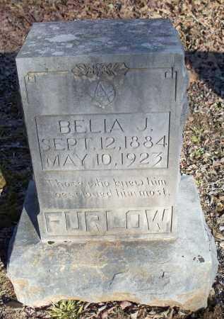 FURLOW, BELIA J - Crawford County, Arkansas | BELIA J FURLOW - Arkansas Gravestone Photos