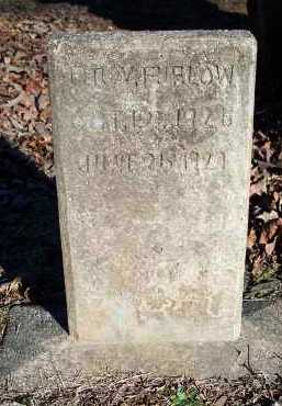 FURLOW, LEROY - Crawford County, Arkansas | LEROY FURLOW - Arkansas Gravestone Photos