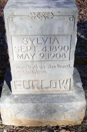 FURLOW, SYLVIA - Crawford County, Arkansas | SYLVIA FURLOW - Arkansas Gravestone Photos