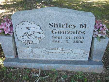 GONZALES, SHIRLEY M. - Crawford County, Arkansas | SHIRLEY M. GONZALES - Arkansas Gravestone Photos