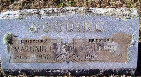GOODING, MARGARET - Crawford County, Arkansas | MARGARET GOODING - Arkansas Gravestone Photos