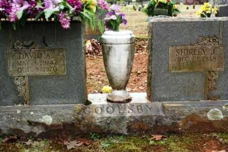 GOOLSBY, DAVID A - Crawford County, Arkansas | DAVID A GOOLSBY - Arkansas Gravestone Photos