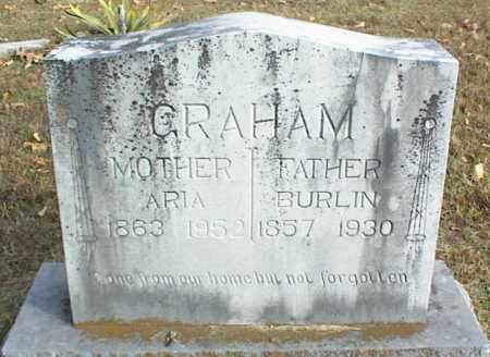 GRAHAM, ARIA - Crawford County, Arkansas | ARIA GRAHAM - Arkansas Gravestone Photos