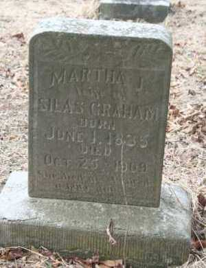 GRAHAM, MARTHA - Crawford County, Arkansas | MARTHA GRAHAM - Arkansas Gravestone Photos