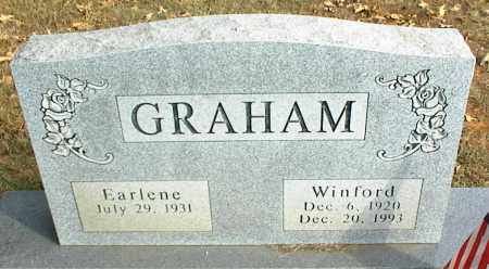 GRAHAM, WINFORD - Crawford County, Arkansas | WINFORD GRAHAM - Arkansas Gravestone Photos