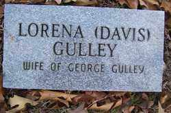 GULLEY, LORENA - Crawford County, Arkansas | LORENA GULLEY - Arkansas Gravestone Photos